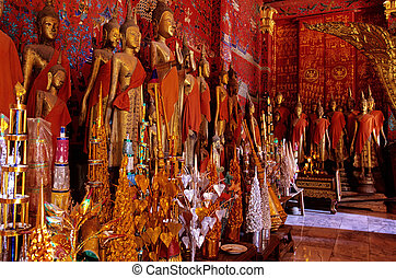 Wat Xieng Thong is a Buddhist temple wat, located on the...