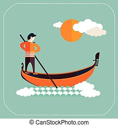 Venice Illustrations and Clip Art. 4,115 Venice royalty free ...