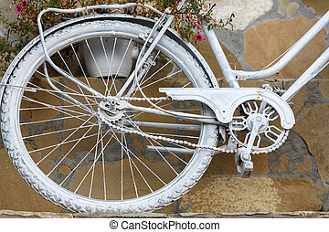 Rear wheel bicycle