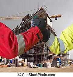 Housing development agreements - Conceptual image about...