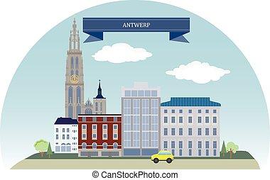 Antwerp, Belgium. For you design
