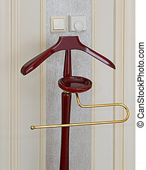 Pant suits Hanger - pant suits Hanger In luxury hotels