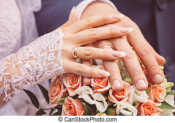 He Put the Wedding Ring on Her - He Put the Wedding Ring on...