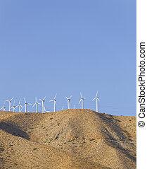 Desert Wind Energy
