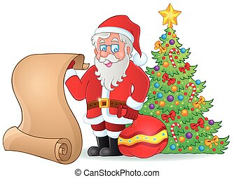 Image with Santa Claus theme 6