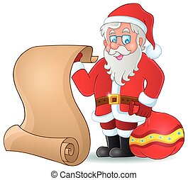 Image with Santa Claus theme 5