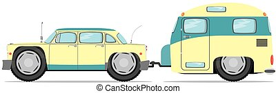 Funny old car