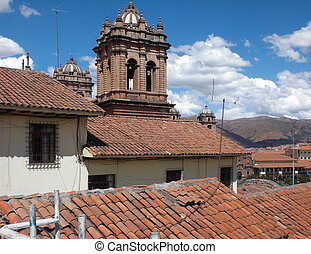Cusco - a city in Peru named Cusco