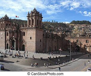 Cusco - a city in Peru named Cusco