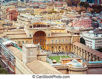 Vatican Museum of Rome