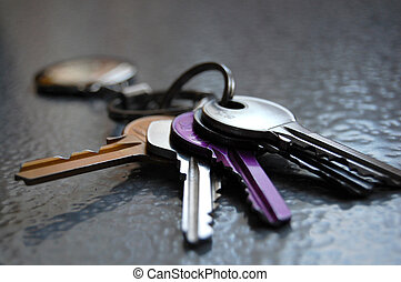 clés,