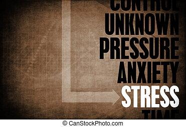 Stress Core Principles as a Concept Abstract