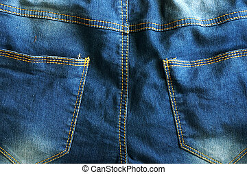 Demin Jeans for background