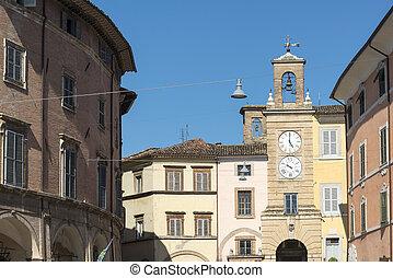 San Severino Marche Italy - San Severino Marche Macerata,...