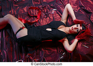Cabaret Lady - Pain In Head