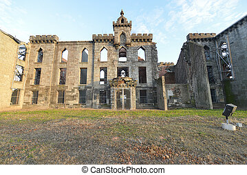 Renwick Smallpox Hospital, Roosevelt Island, New York