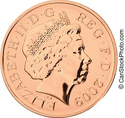 Mint Penny - Mint English One Penny