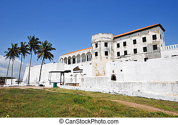 Ghana: Elmina Castle World Heritage Site, History of Slavery...