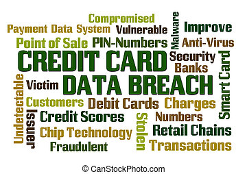 Credit Card Data Breach