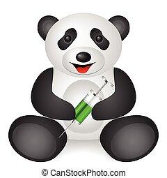 panda syringe