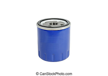 The automobile fuel filter