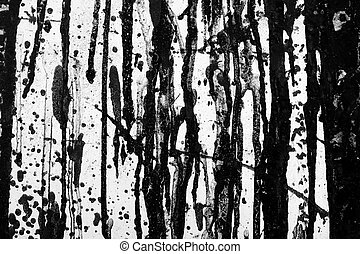 Abstract background - photo of abstract stained surface...