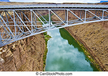 Bridge at the Colorado River