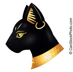 Bastet - the egyptian god Bastet