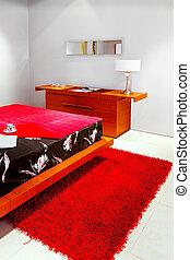 Love bedroom detail