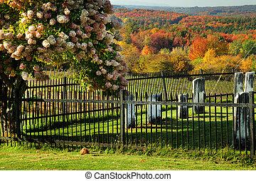 cemitério,