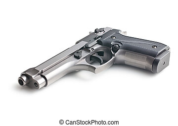 handgun