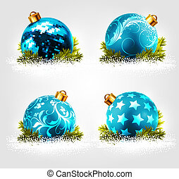christmas ball design - christmas background, this...