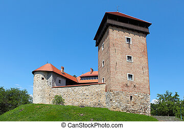 Castle in Karlovac, Croatia - Dubovac Castle in Karlovac,...