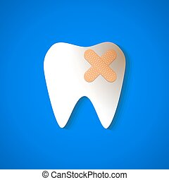 Tooth decay Vector Clipart Royalty Free. 1,413 Tooth decay clip ...