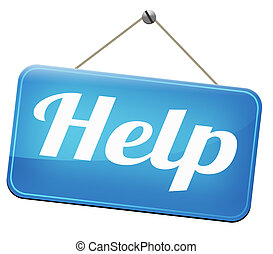 help wanted - need help or wanted helping hand assistance...