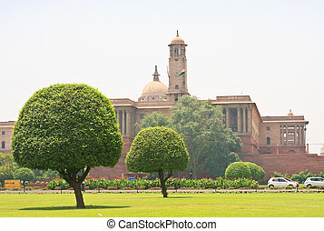 Residence of the President of India New Delhi