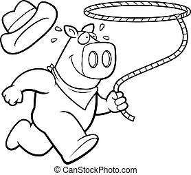 Pig Rodeo