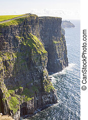 Cliff of Moher in County Clare, Ireland