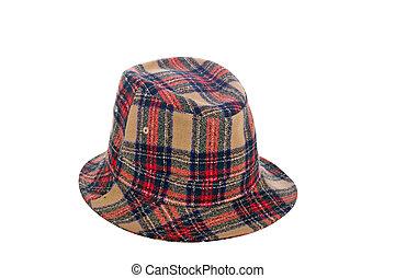 invierno, sombrero