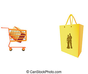 Icons: shopping