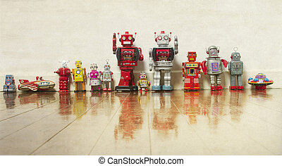 robot, ,