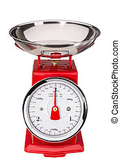 Tool for measuring the weight of food Balance classic
