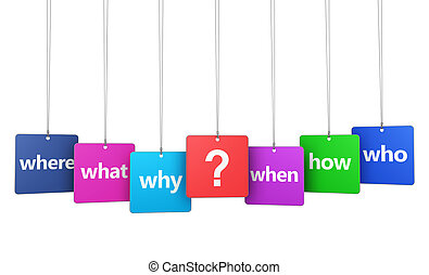 Question Mark And Questions Signs - Website and Internet...