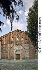 San Pietro in ciel d'oro church in Pavia, Italy