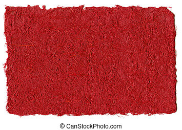 red recycled paper texture eco