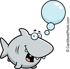 Talking Cartoon Shark