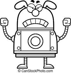 Angry Robot Dog