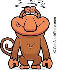 Cartoon Stupid Proboscis