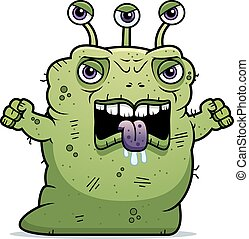 Angry Ugly Alien