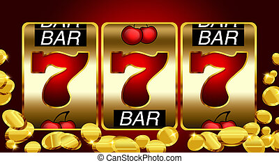 777 - Success in the Slot Machine - Winning in the Slot...